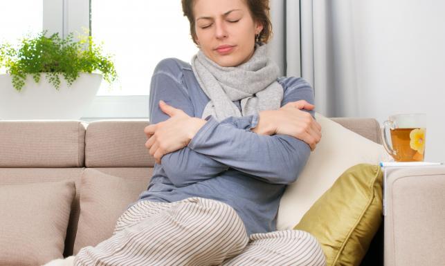 Почему постоянно знобит без температуры причины у женщин