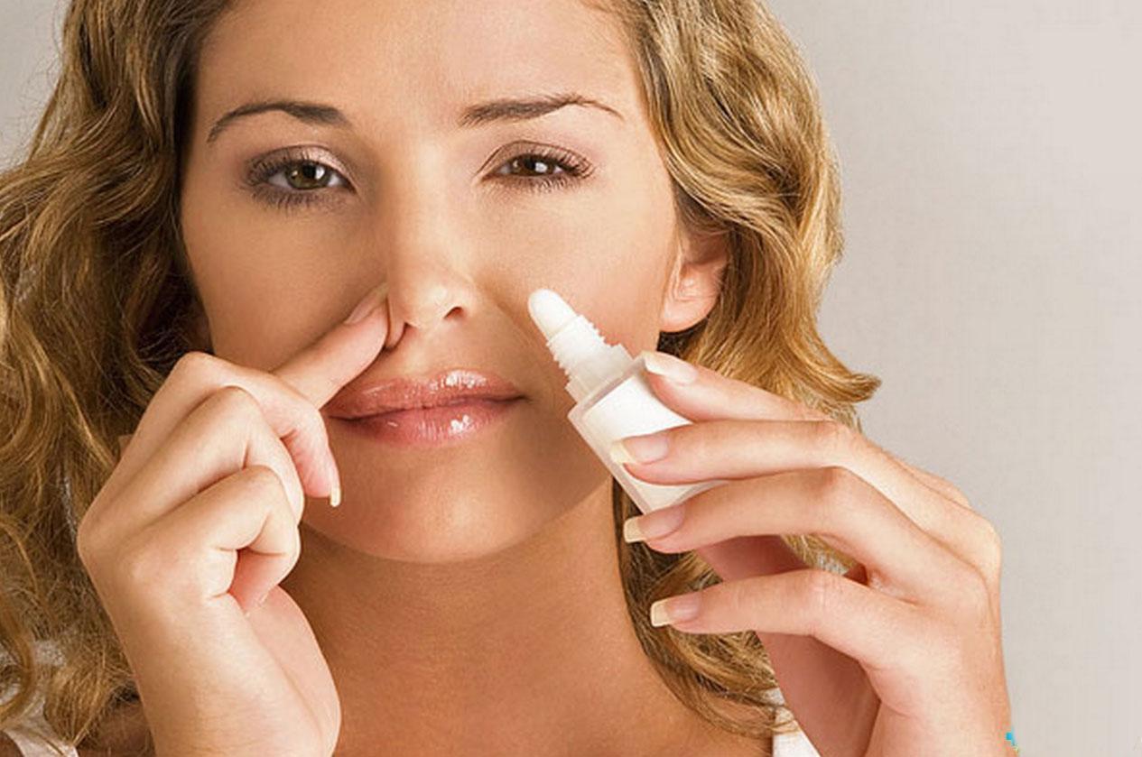 Как убрать отек слизистой носа в домашних условиях