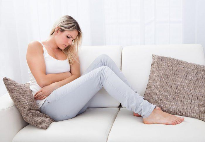 молочница до менструации