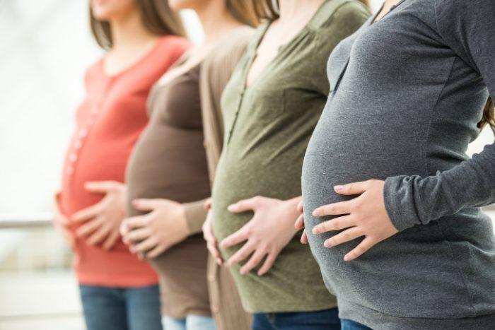 беременные женщины