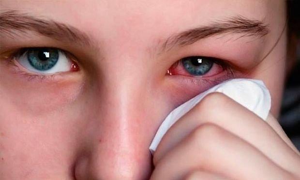 болезненность глаза
