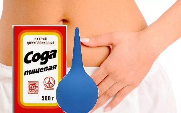 Как избавиться от молочницы с помощью пищевой соды