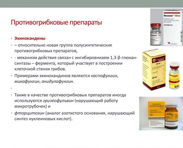 лечение молочницы на сосках