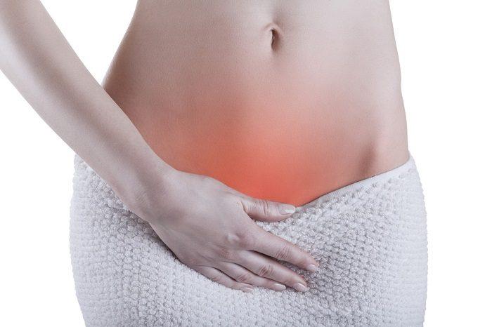 оощущение зуда и жжения в области наружных половых органов