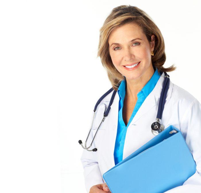 цель доктора – определение опухоли