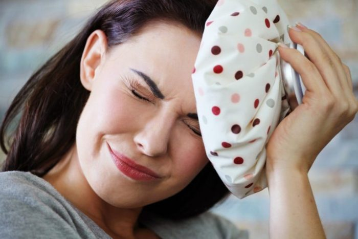 приступы сильной головной боли