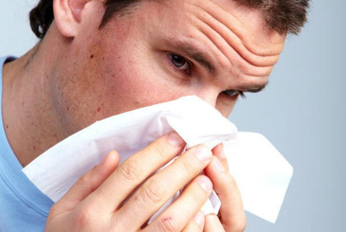 симптоматика аллергического ринита