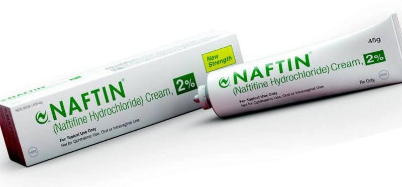 Нафтифин гидрохлорид что это такое