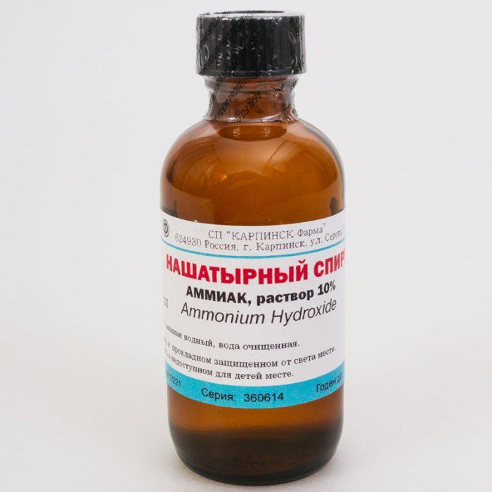 гидроксид аммиака