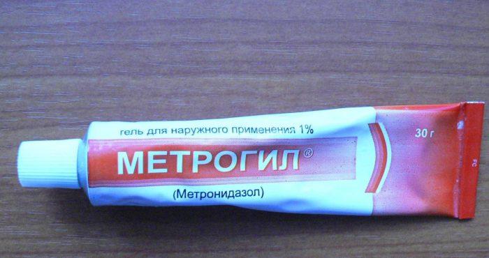 лекарство метрогил