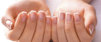 о ногтевой пластине и ее здоровье
