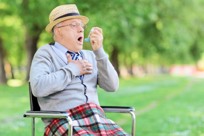 пациенты с предрасположенностью к бронхиальной астме