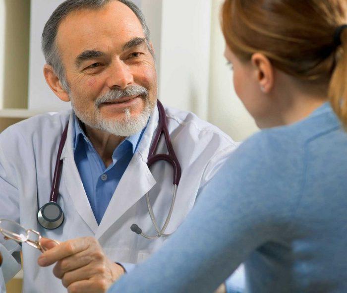 назначение делает лечащий доктор