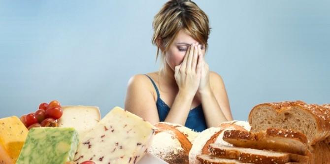аллергические реакции на продукты