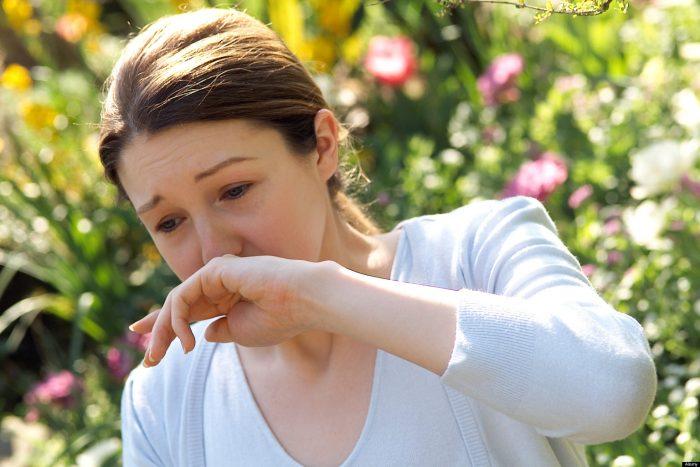 аллергическая форма ринита