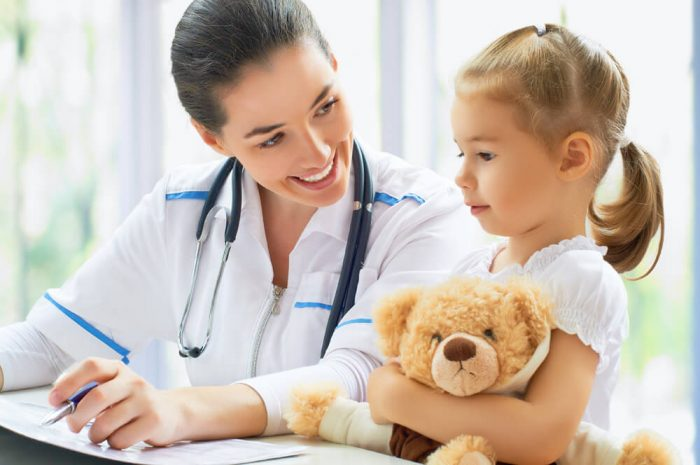 стратегия лечения грибка у ребенка