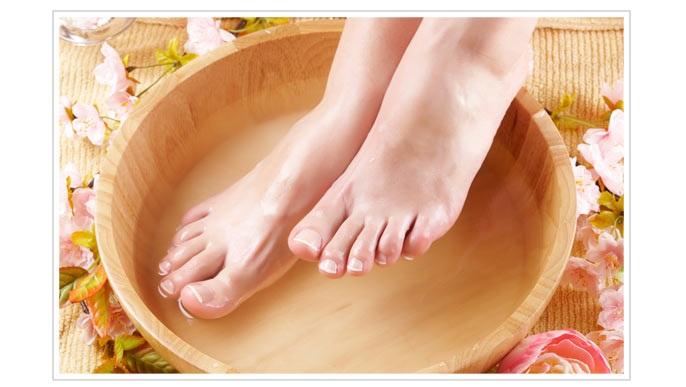 уксусные ванночки