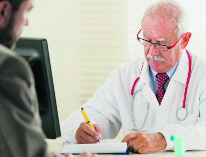 врач назначает препарат
