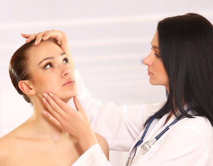 диагностировать гиперемию может только врач-дерматолог
