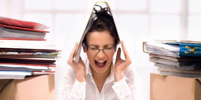 хронические стрессы
