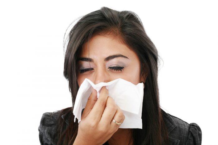 рекомендации при сыпи вокруг носа