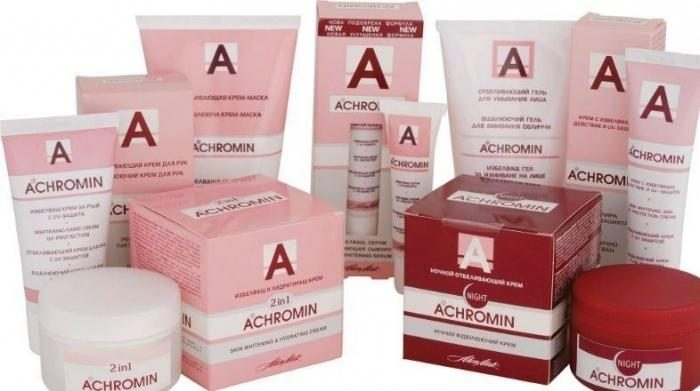 средство ахромин