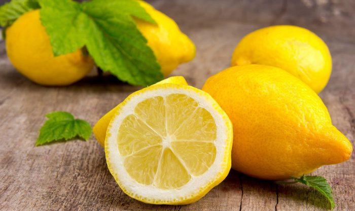лимон в борьбе с грибком