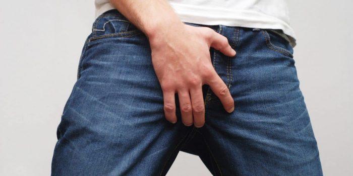 появление кондилом у мужчин