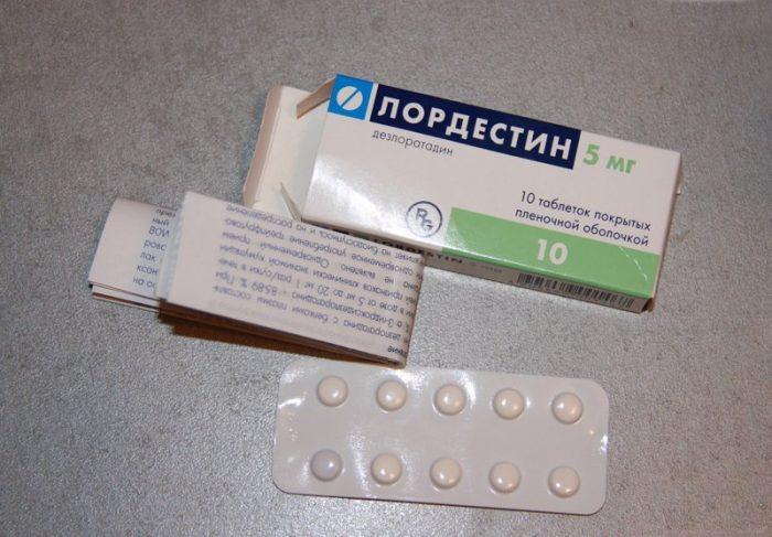 Лордестин при аллергии на лекарства thumbnail