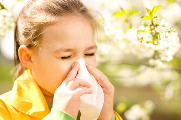 применять при наличии симптоматики аллергии