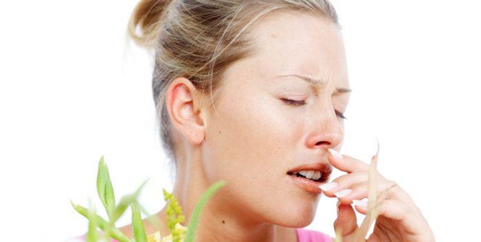 ринит сезонный аллергический