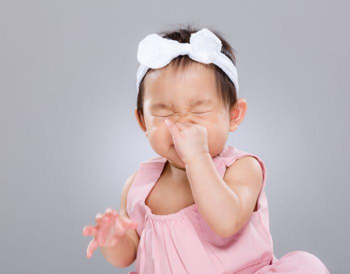 жжение и зуд в носу у ребенка