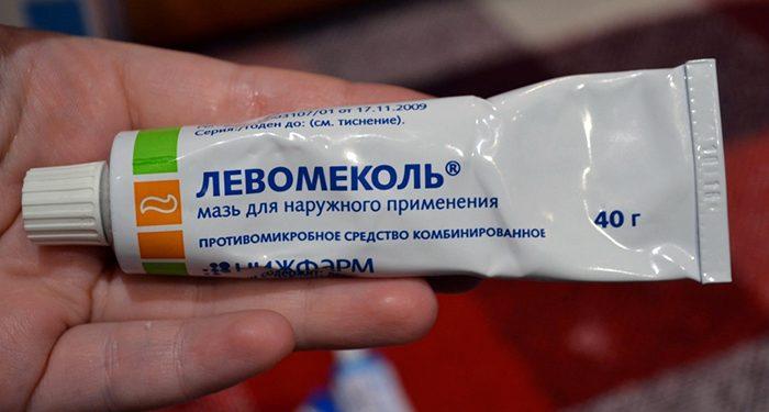 мощный антибиотик