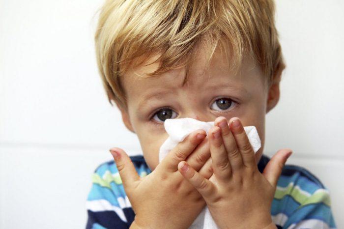 сухость и жжение слизистой носа