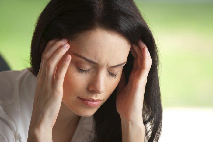 головная боль, головокружения