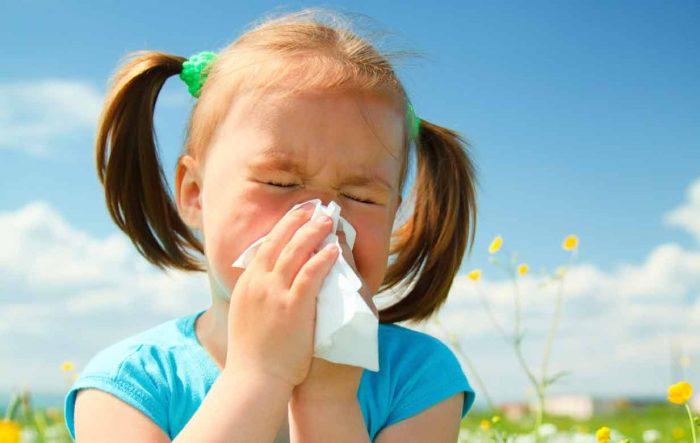 кромоны в лечении детской аллергии