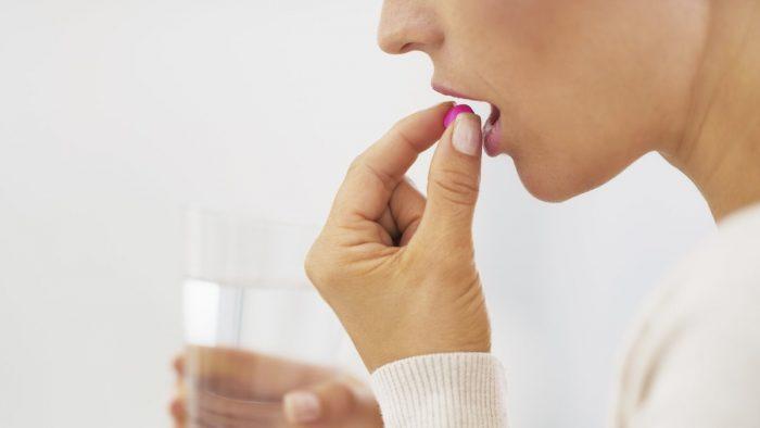 1 таблетка, 1 раз на день