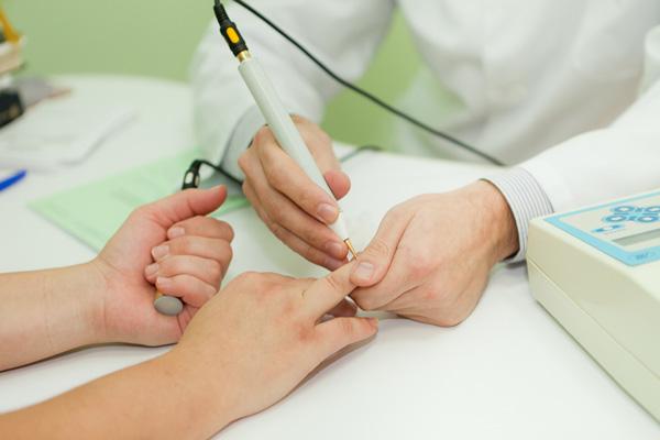 электропунктурная диагностика