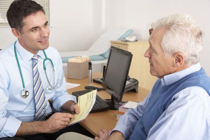 лечащий врач – уролог