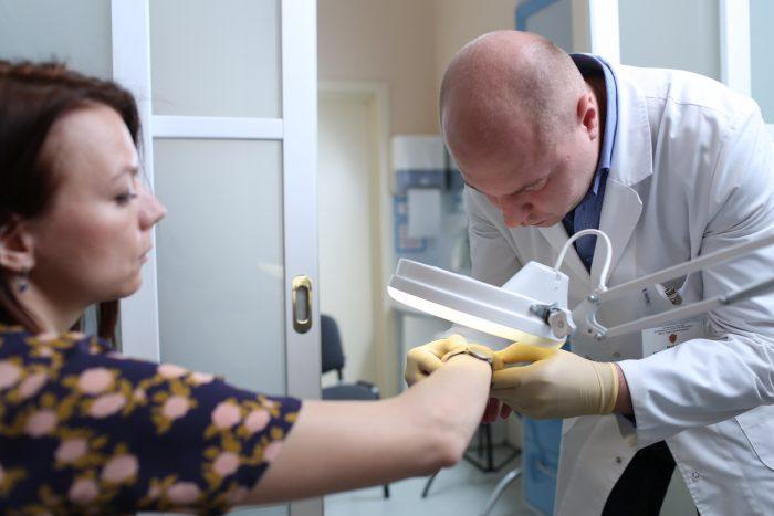 диагностика и лечение микозов