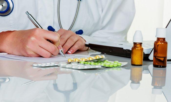 доктор назначает дозировку препарата