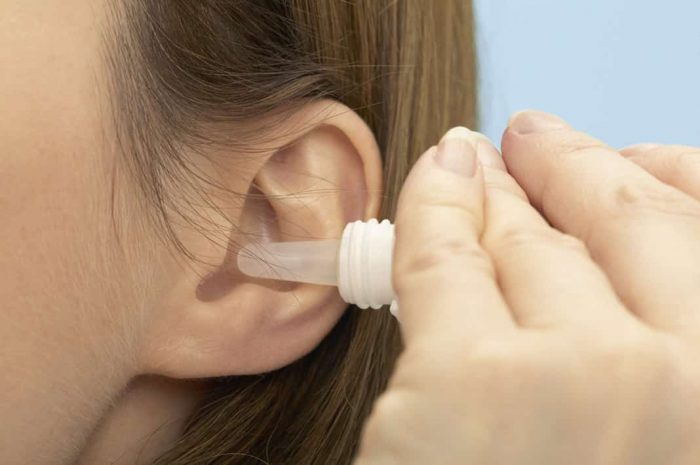 применение ушных антимикотических капель