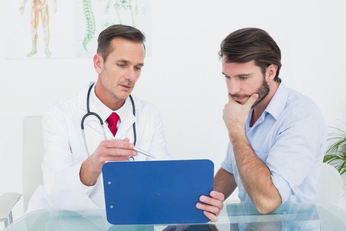 расшифровывается анализ вашим лечащим врачом