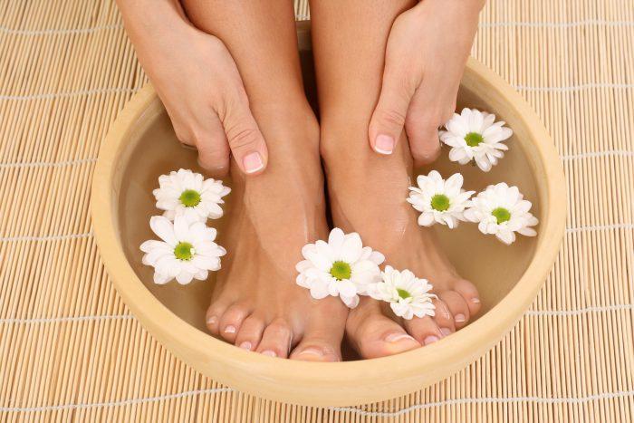 ножные ванночки для ног