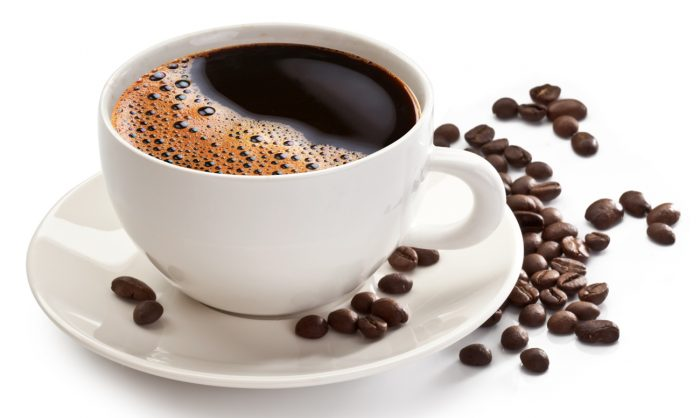 крепкий молотый кофе