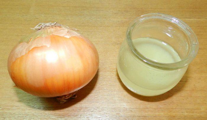 луковый сок