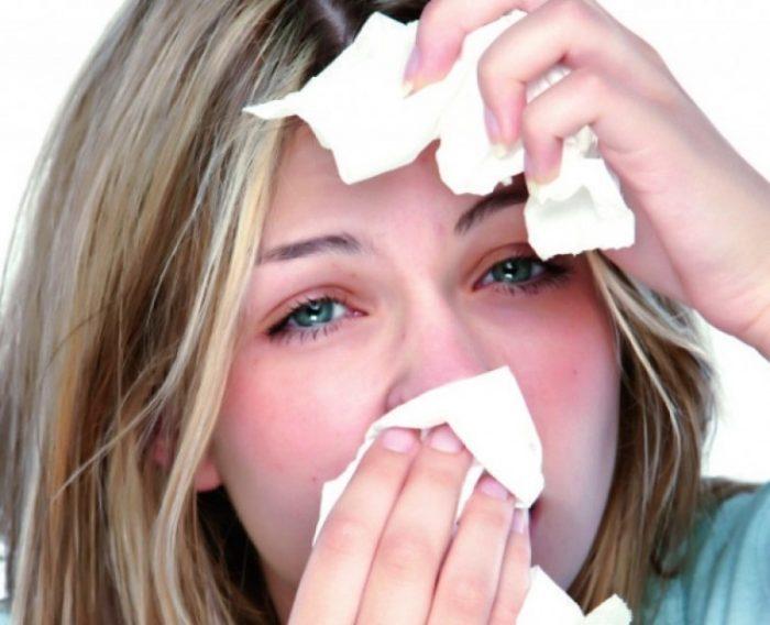 назальный аллергический ринит