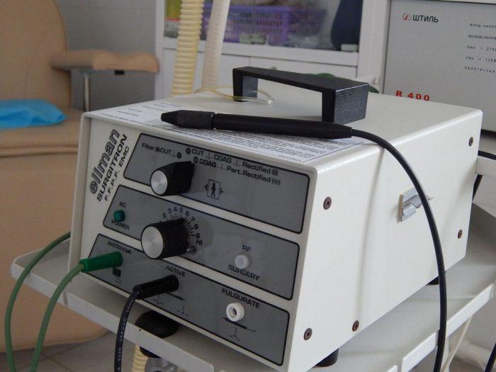 аппарат сургитрон