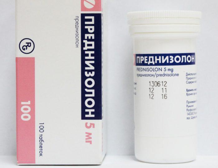 синтетические кортикостероиды