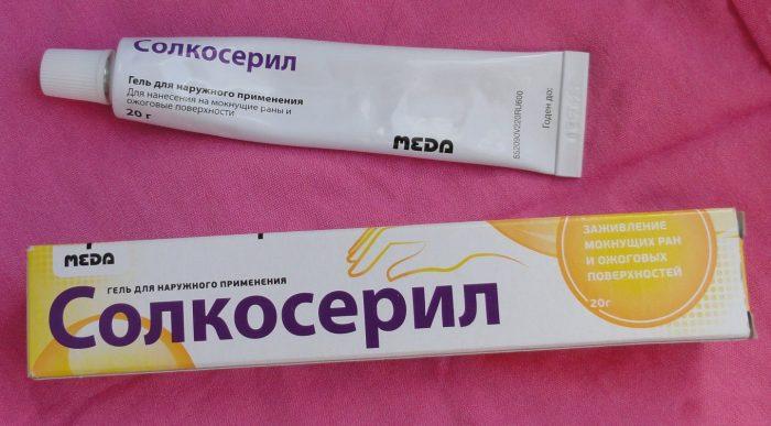 препарат ускоряет заживание ран